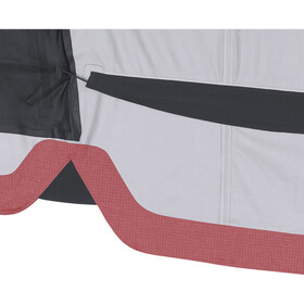 GORE WEAR H5 Gore-Tex Veste à capuche Active Homme, red/chestnut red